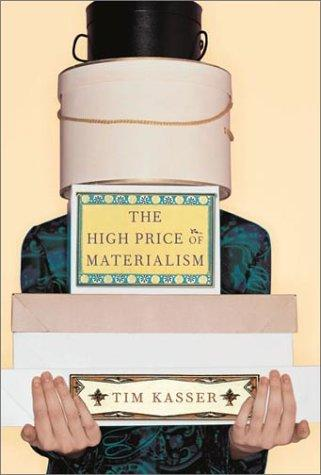 Download The High Price of Materialism