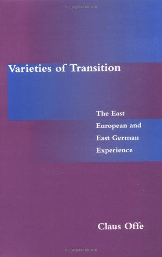 Varieties of Transition