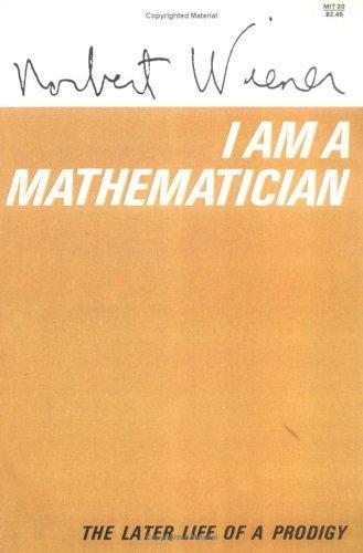I Am a Mathematician