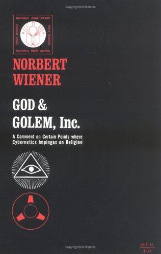 God and Golem, Inc.