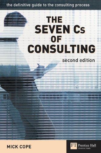 Download The Seven C's of Consulting
