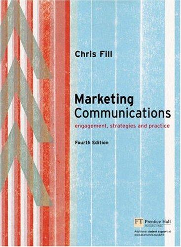 Download Marketing communications