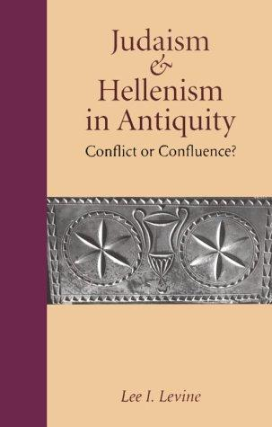 Download Judaism and Hellenism in antiquity