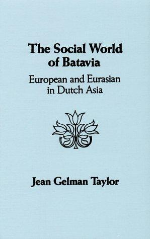 Download The social world of Batavia