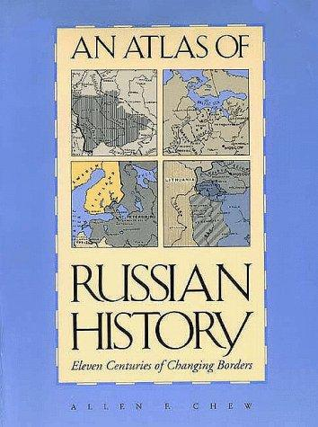 Download An Atlas of Russian History