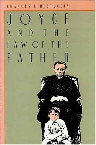 Joyce and the Law of the Father, Restuccia, Frances L.