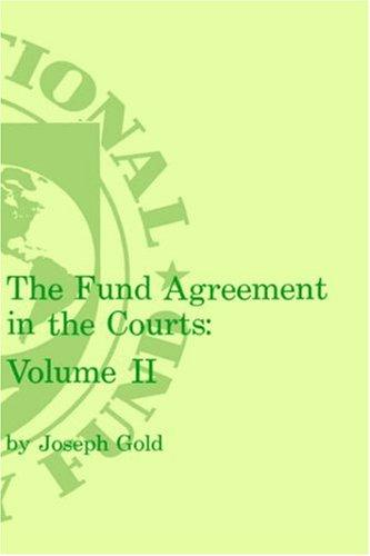 Download The Fund Agreement in the Courts