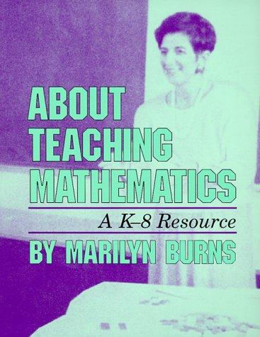 Download About teaching mathematics