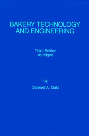 Download Bakery Technology & Engineering