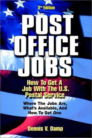 Post Office jobs
