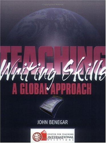 Download Teaching Writing Skills