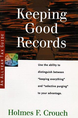 Download Keeping good records