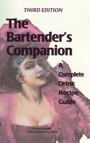 The bartender's companion
