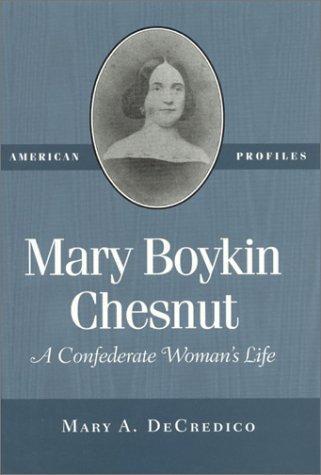 Download Mary Boykin Chesnut