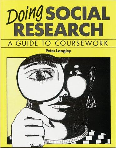 Download Doing social research