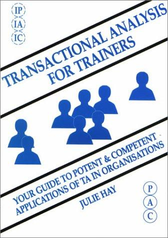 Download Transactional Analysis for Trainers