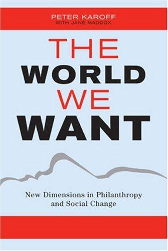 Download The World We Want