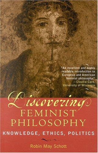 Discovering Feminist Philosophy