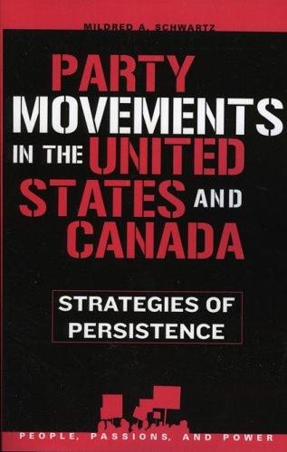 Download Party Movements in the United States and Canada