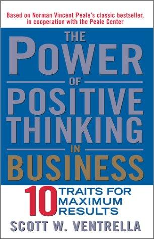 Download The Power of Positive Thinking in Business
