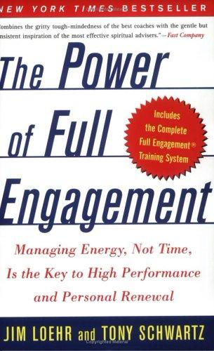 Download The Power of Full Engagement