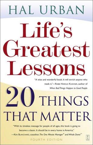 Download Life's greatest lessons