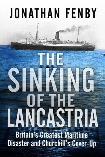 Download The sinking of the Lancastria