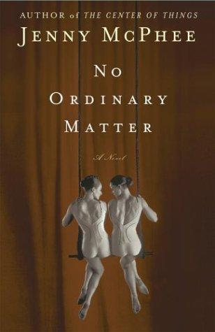 Download No ordinary matter