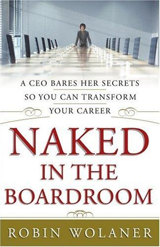 Download Naked in the Boardroom