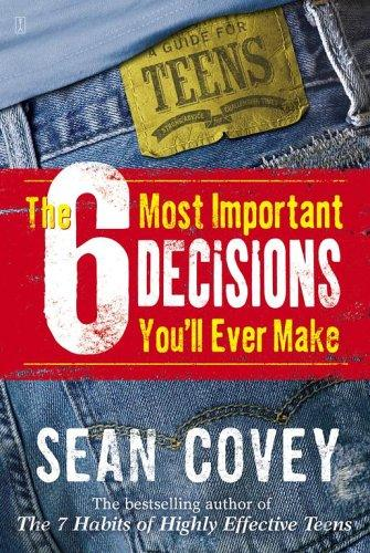 Download The 6 Most Important Decisions You'll Ever Make