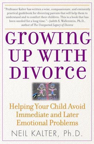 Download Growing Up With Divorce