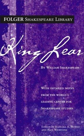 Download King Lear (New Folger Library Shakespeare)