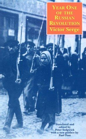 Download Year One of the Russian Revolution