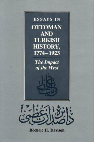 Download Essays in Ottoman and Turkish History, 1774-1923