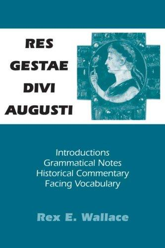 Download Res gestae divi Augusti