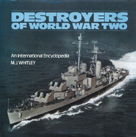 Download Destroyers of World War Two