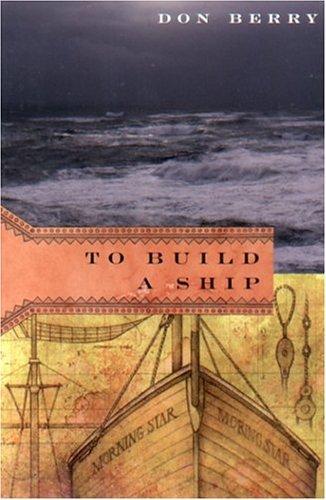 To build a ship