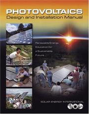 Photovoltaics: Design And Installation Manual: Renewable Energy Education For A Sustainable Future PDF Download