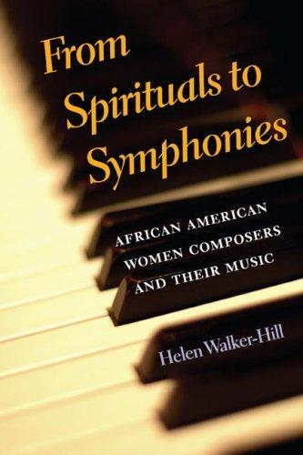 Download From Spirituals to Symphonies