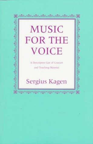 Download Music for the Voice