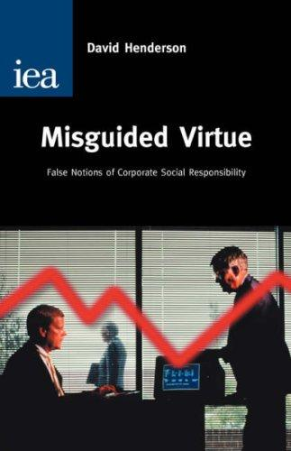Misguided virtue