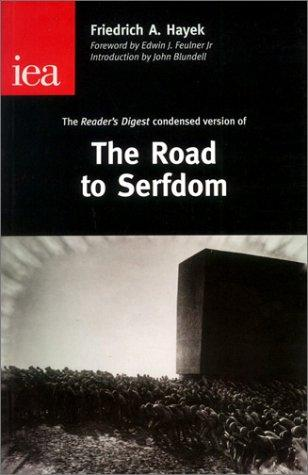 Download The Road to Serfdom