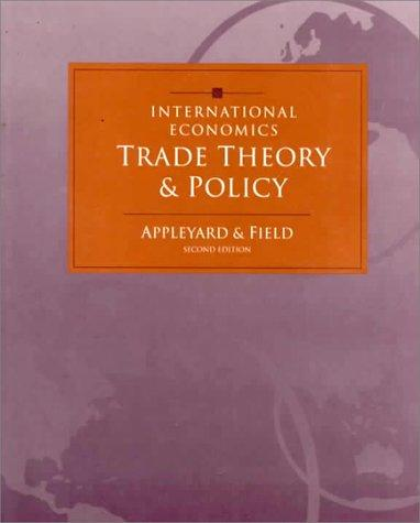 Download International economics.