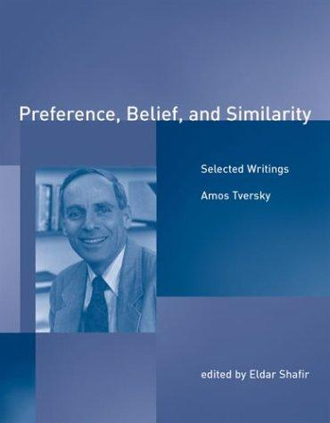 Download Preference, Belief, and Similarity