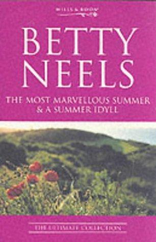 Download The Most Marvellous Summer (Betty Neels: The Ultimate Collection)