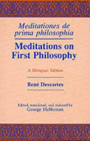 Download Meditationes de prima philosophia =