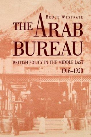 Download The Arab Bureau