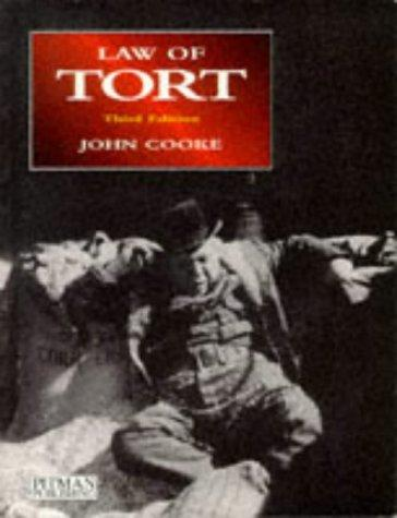 Law of Tort (Foundation Studies in Law Series)