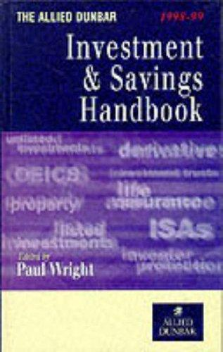 The Allied Dunbar Investment and Savings Handbook