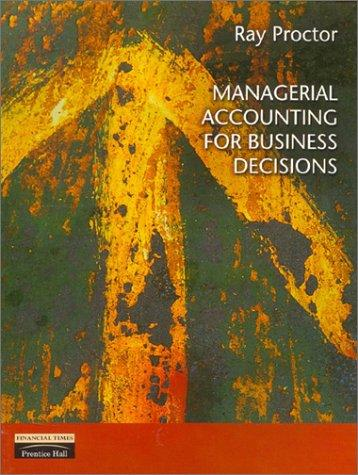 Download Managerial Accounting for Business Decisions